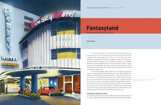 """Miami Modern Metropolis - Photo 8 of 13 - A 1951 postcard of the Bombay Hotel on Miami Beach helps illustrate Greg Castillo's essay """"Fantasyland"""" which concerns how Miami was portrayed in the mid-century media."""