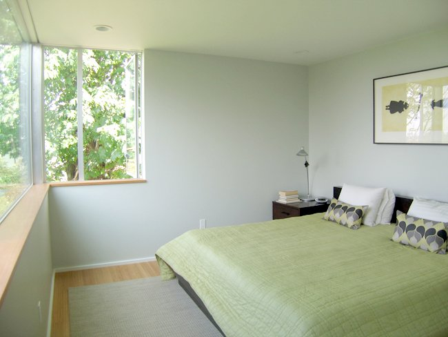 The master bedroom.  Bedroom by Brett Hayes from Bedroom Addition in Seattle