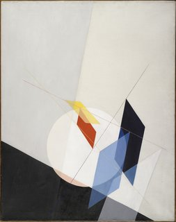 A 18 by Laszlo Moholy-Nagy. Image courtesy the Museum of Modern Art.