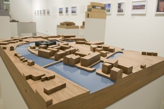Events this Weekend: 1.28-1.31 - Photo 8 of 15 - Model from the David Chipperfield: Form Matters exhibition, on view at the Design Museum through January 31, 2010. Photo by Luke Hayes and courtesy of the Design Museum.