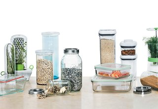 12 Design-smart Food Containers - Photo 1 of 1 -