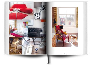 Design Hotels Book: 2010 Edition - Photo 4 of 12 - The Boundary is a colorful affair with accents from the mid-century masters, and its restaurant is meant to inspire as much gastronomical as design lust.