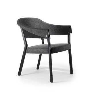 Stockholm: New from Gärsnäs - Photo 1 of 6 - Pierre Sindre's Button II chair, another new piece debuting at the Stockholm Furniture Fair this week, makes long meetings easier with its new cushioned seat.
