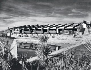 10 Frank Lloyd Wright Buildings We Love - Photo 6 of 10 - Taliesin West, 1939.