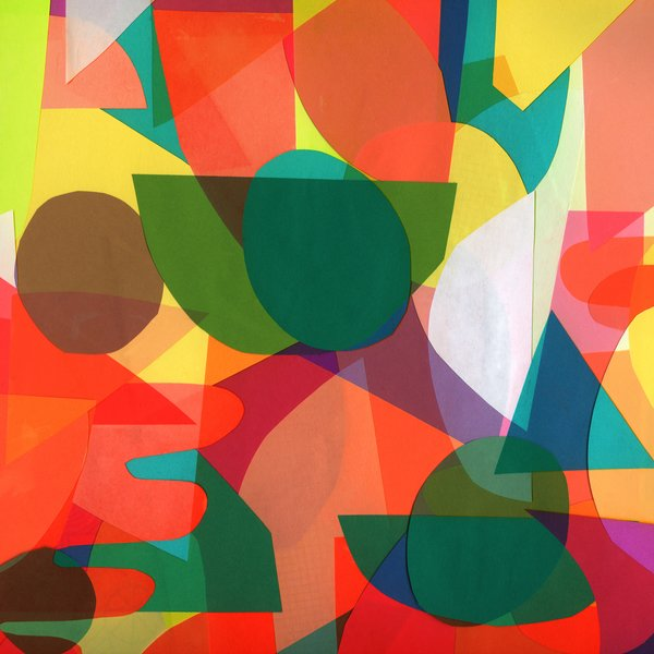 Shapes by Mike Perry.
