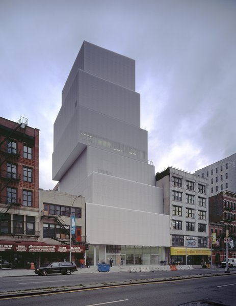 """The New Museum for Contemporary Art in New York resembles a haphazardly stacked set of boxes. It was at one point adorned with a rainbow-colored sign that read """"Hell, Yes."""" That's roughly how I responded when I learned Sejima and Nishizawa won the Pritzker."""