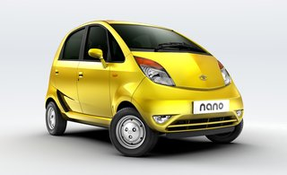 Events this Weekend: 4.22-4.25 - Photo 1 of 3 - Tato Nano, developed by Tata Motors. On display February 18 through April 25, 2010, at the Cooper-Hewitt, National Design Museum, as part of the Quicktake exhibit. Photo courtesy Tata Motors.