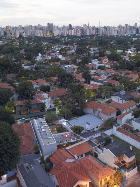 The Cóser family lives in Jardim Europa, an unlikely neighborhood of winding, tree-lined streets and single-family homes in the heart of São Paulo.