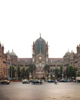 Mumbai, India - Photo 5 of 12 - Chhatrapati Shivaji Terminus, Mumbai's iconic railway station, is a UNESCO World Heritage site and one of the foremost examples of Indo-Saracenic architecture.