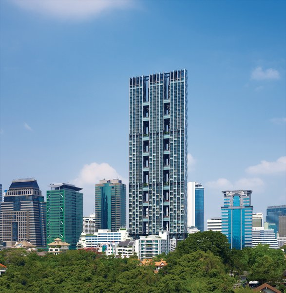 The Met, Bangkok<br><br>Architects - WOHA Designs
