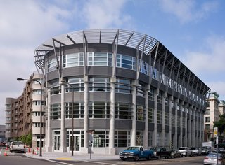 The Brower Center, located in Berkeley, has become a sustainable town square for the city.
