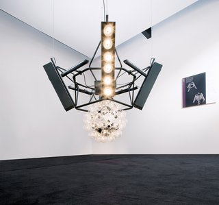 Lunar was a light project for Flos in 2008.