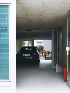 A Rational Approach - Photo 5 of 16 - Just outside the lobby is a drive-through for Spiekermann's Audi.
