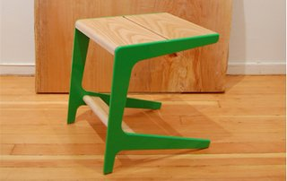 Events: Dwell on Design - Photo 2 of 3 - Semigood Design will launch the new Rian RTA Collection with this Dwell-edition stool.
