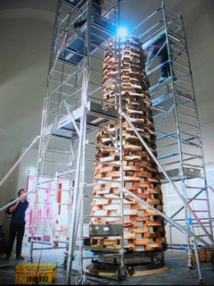 The Tallest Cake in the World - Photo 4 of 6 -