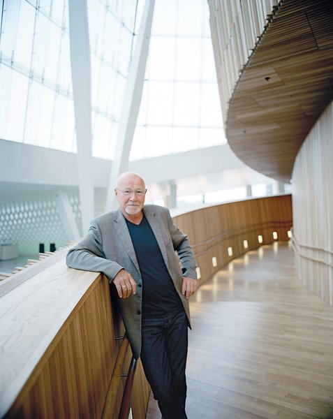 Tarald Lundevall may be uneasy about the sometimes unequal balance between the public interest and private development in the city, but his affection for Oslo's architecture remains unambiguous.