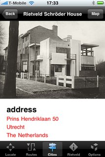 New Rietveld App for iPhones - Photo 3 of 3 -