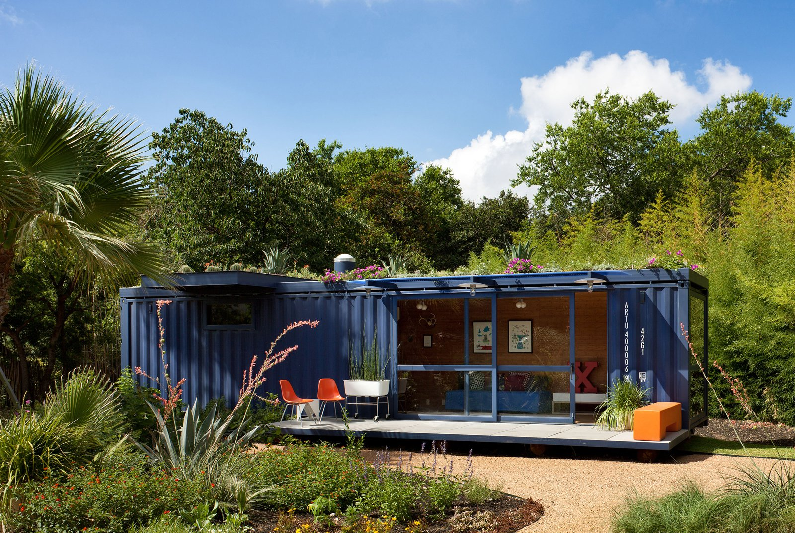 10 shipping container homes you can buy right now dwell for Shipping container homes buy