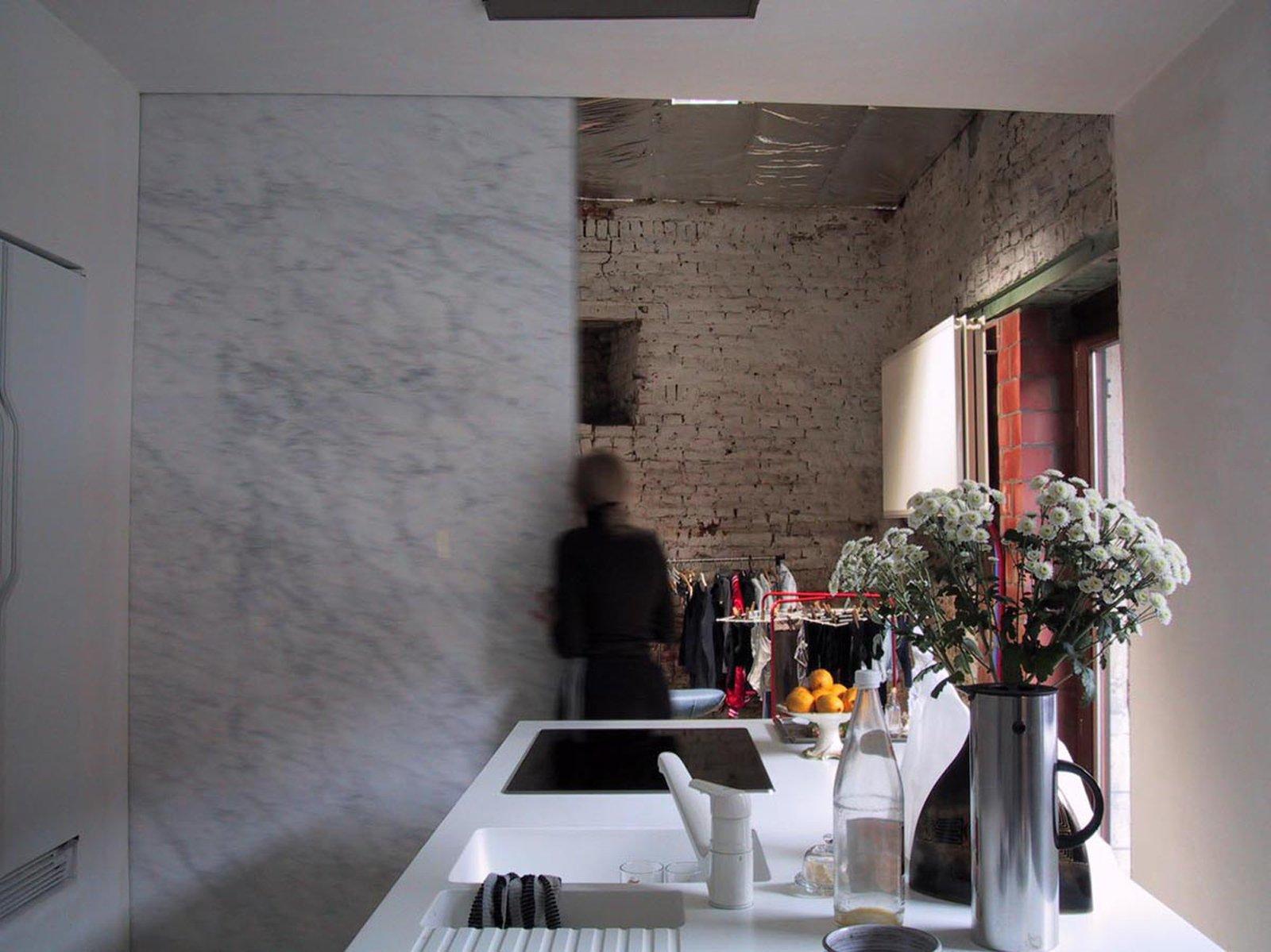 Photo 3 of 5 in Flemish Farmhouse Kitchen