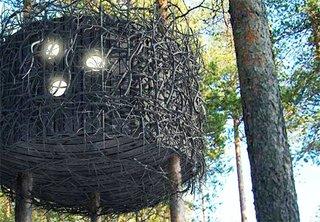 Swedish Treehouse Fantasy - Photo 2 of 5 -