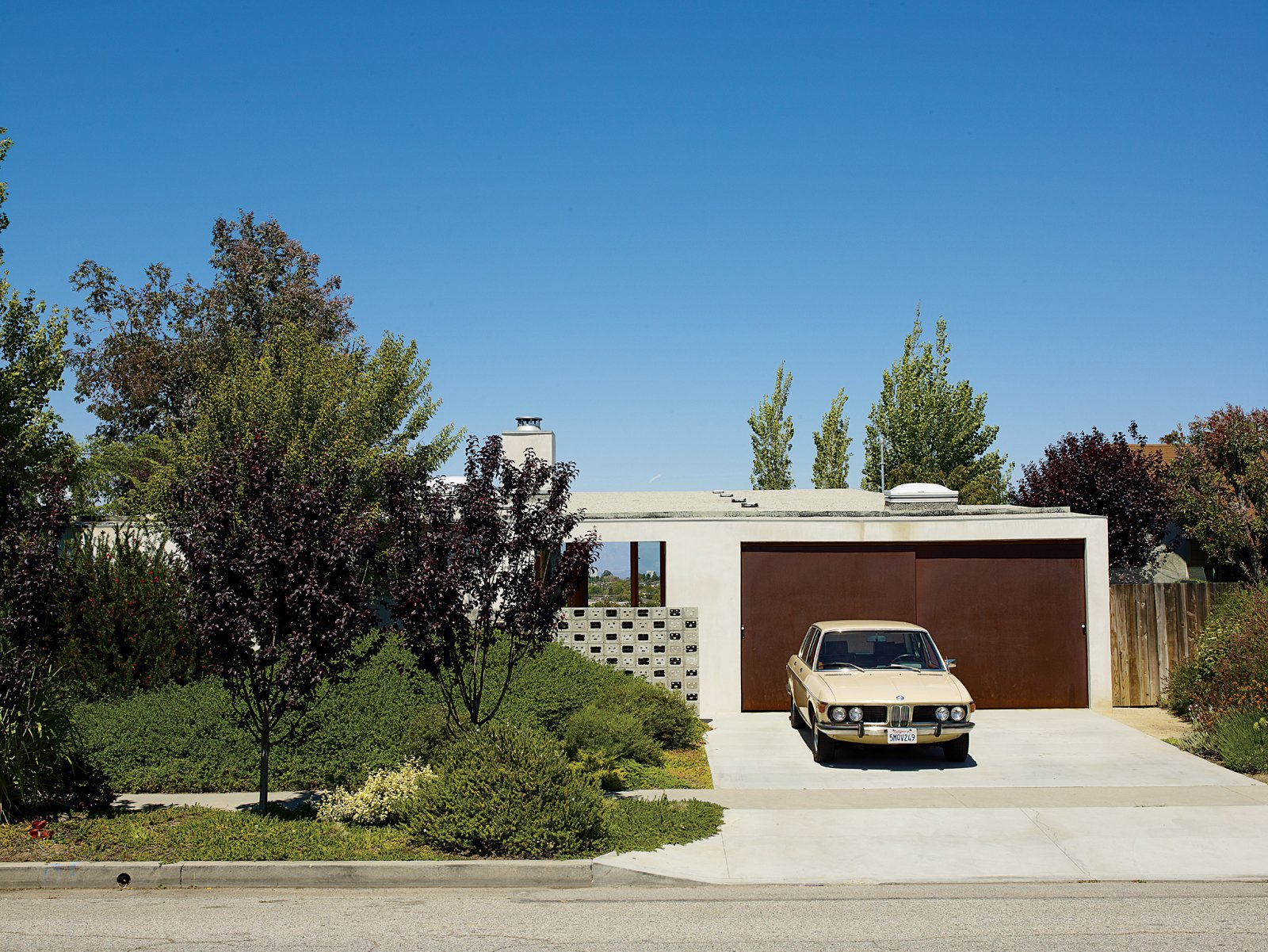 Tagged: Garage and Attached Garage.  Photo 1 of 9 in How a Bungalow Went from Bland to Brilliant