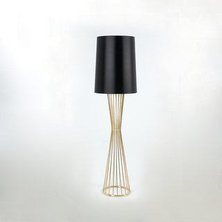 Autoban and their House Hotel - Photo 11 of 12 - The Tulip Lamp, with a base of metal rods, was designed in 2007.