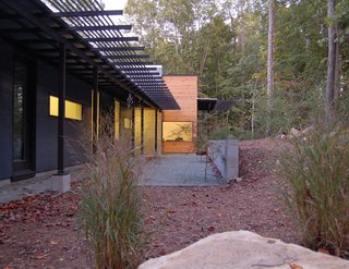 Triangle House Tours - Photo 29 of 30 - The Zuco home is modern, comfortable, light filled and energy efficient. A great example of a living space designed with thoughtful consideration of both the interior and exterior environments.