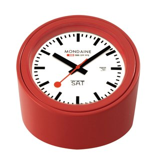 Mondaine Desk Clocks - Photo 1 of 3 -