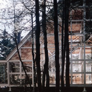 Maine Modern - Photo 5 of 14 - Peter Forbes & Associates, MILLER HOUSE 1994