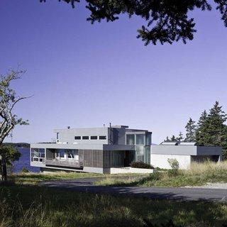 Elliott + Elliott Architecture, HOUSE ON PENOBSCOT BAY