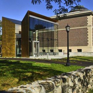 Machado and Silvetti Associates, BOWDOIN COLLEGE ART MUSEUM