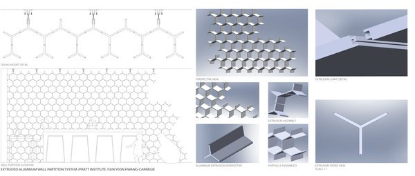 Modular Shelving System, by Sunnie Hwang-Carnegie, a student at Pratt Institute, Master of Industrial Design.