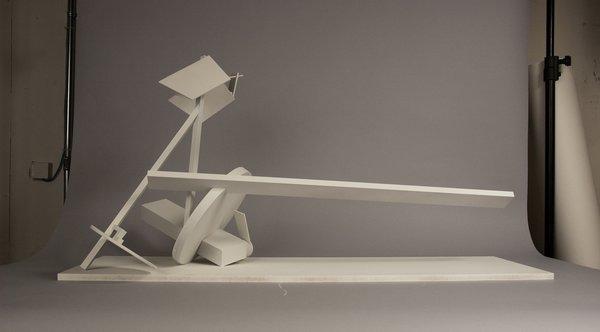 3D Form, by Pratt Institute student Joel Seigle.