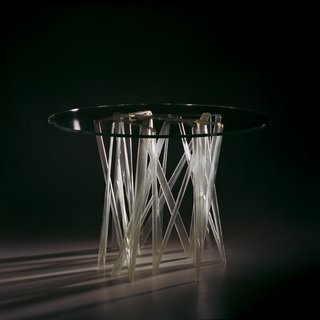 Patrick Jouin: Design and Gesture - Photo 2 of 5 - The S1 Solid table by Patrick Jouin. Photo by Patrick Jouin.