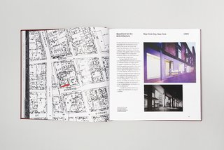 Their projects include the Steven Holl book 'Urbanisms: Working with Doubt.'