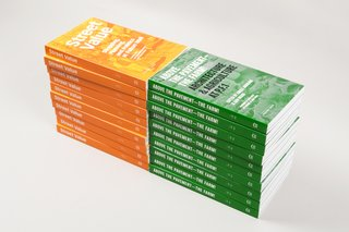They also designed two books for the Princeton Architectural Press' new series Inventory Books.