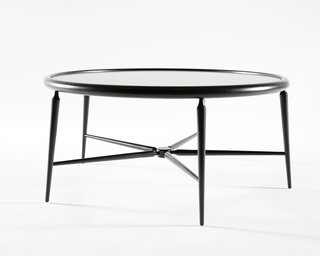 Industrial Design: Atelier Takagi - Photo 3 of 6 - The slim profile of Takagi's five-legged American Gothic table debuted at Bernhardt Design's ICFF Studio in 2009.