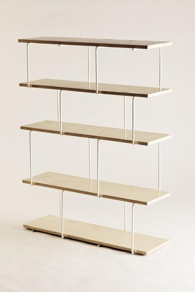 The Mostra bookcase.