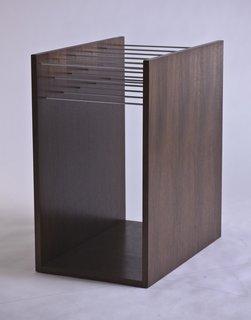 Data Modern Furnishings - Photo 7 of 7 - Folio magazine rack.