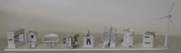 Craig Newick's Chanukah Houses