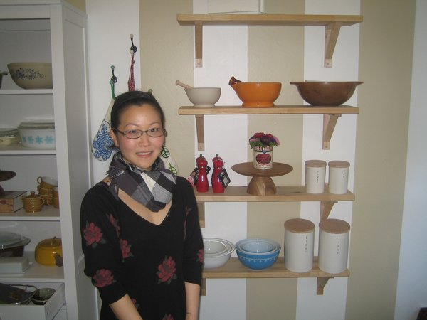 Donna Suh Wageman opened Pot + Pantry in November.