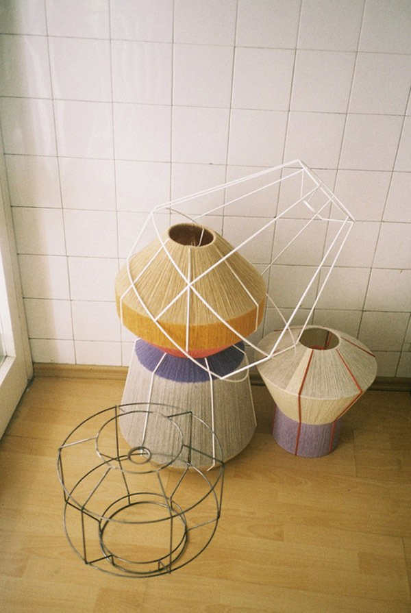 "The Ana Kras-designed ""Bonbon"" lamp.  Photo 6 of 9 in Friday Finds 1.14.11"