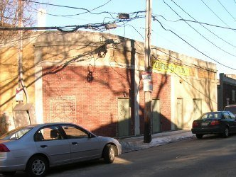 The Kollel was an adaptive-reuse project, the original structure shown here. Members of the Kollel and the Aberdeen Historical Socitety worked closely with the architect and builder to ensure that the new building would respect the neighborhood's Classical Revival history.