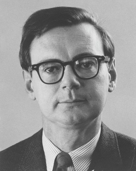 A portrait of Richard Nickel. Photo courtesy of The Richard Nickel Committee and Archive.