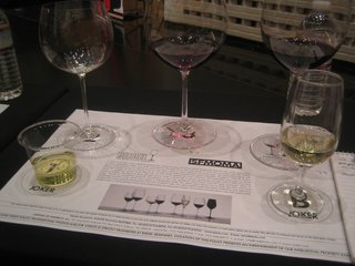 Wine Tasting with Georg Riedel - Photo 3 of 5 -