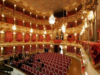 Midgette on World's Best Concert Halls - Photo 4 of 4 - The Cuvilliés-Theater in Munich is a gilt fantasy.