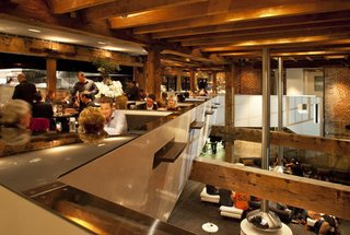 Design Week: Public Eateries - Photo 4 of 9 - The interior of 25 Lusk, designed by Cass Calder Smith.