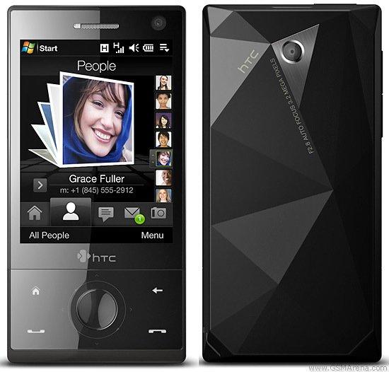 The HTC Touch Diamond phone designed by Claude Zellweger. It won a 2009 Swiss Design Award.