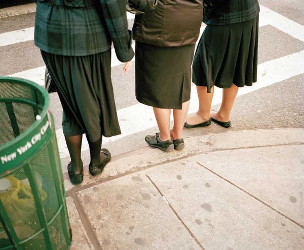 Five Boroughs in 48 Hours - Photo 6 of 32 - A sidewalk view.