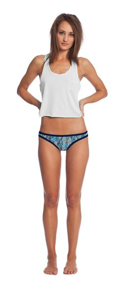 Cute bikini underwear from PACT's Forest Ethics collection.
